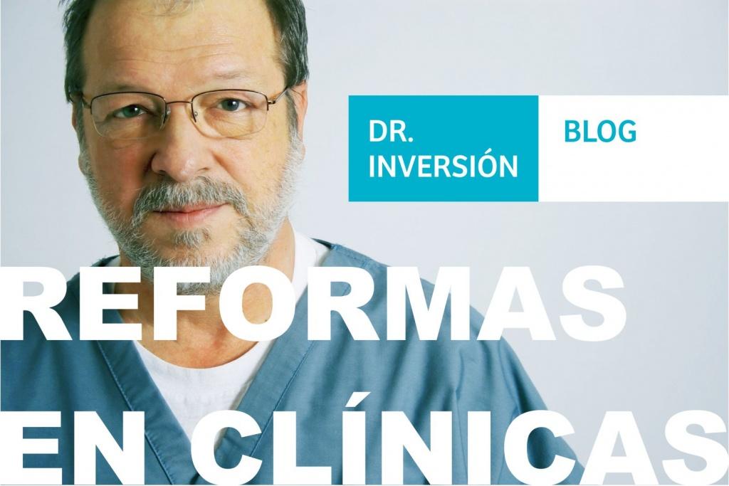 costes de reforma de clínicas