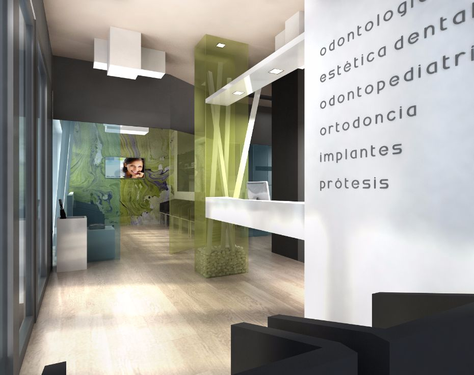 Decoraci n cl nica dental decosalud com - Decoracion de clinicas dentales ...
