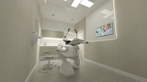 CABINA DENTAL