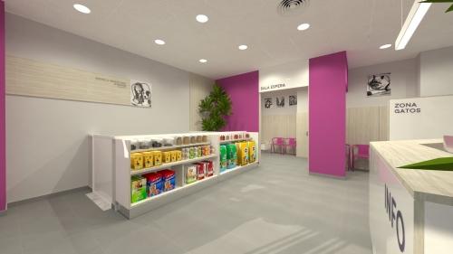 diseño consulta veterinaria
