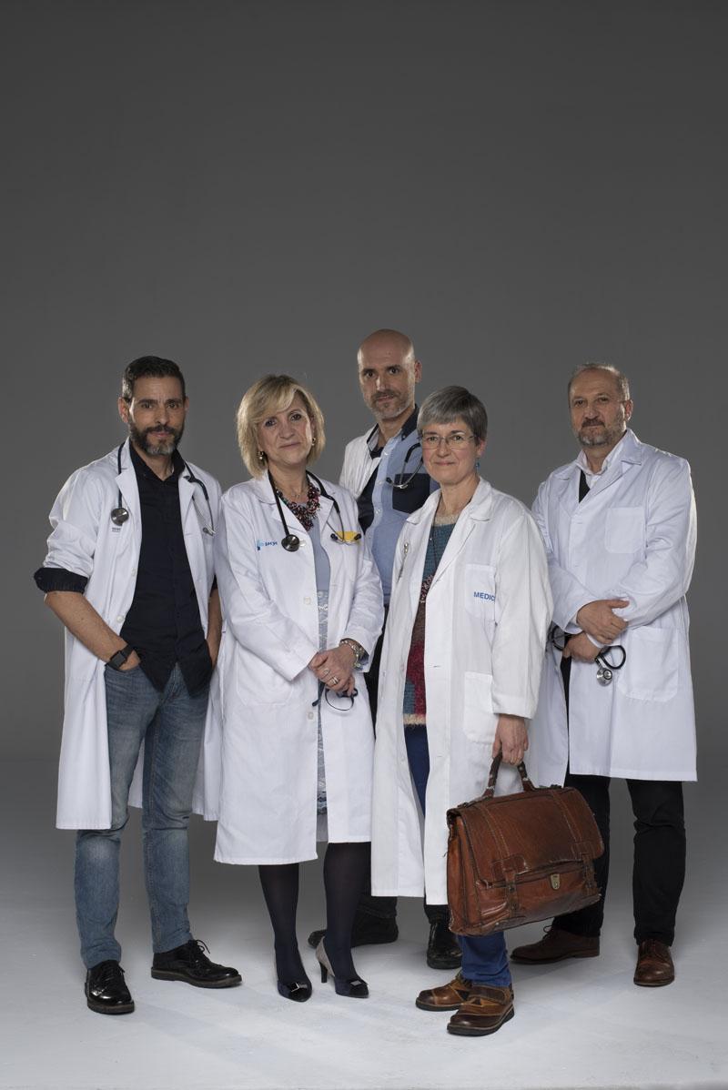 médicos cobid 19