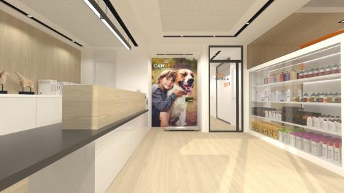 diseño clínica veterinaria