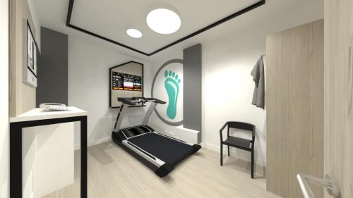 diseño clinica medicina deportiva