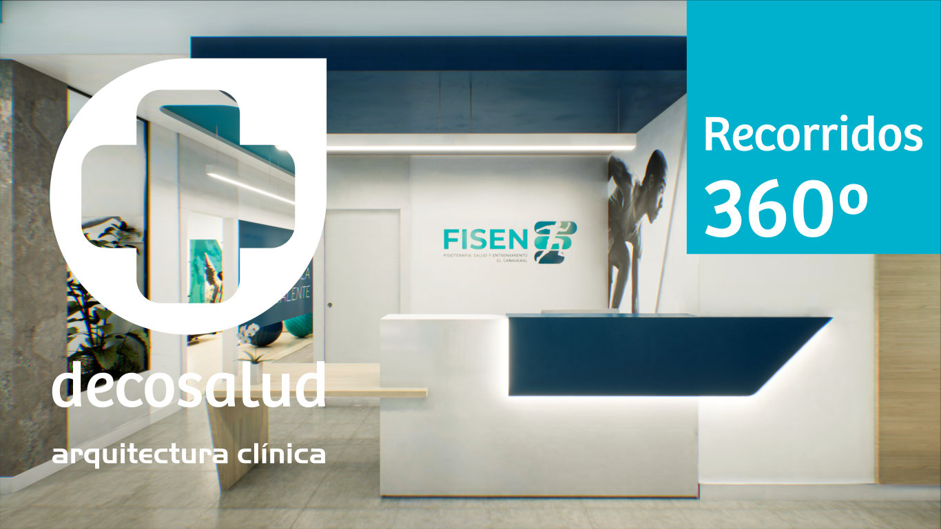 diseño clínica 3D