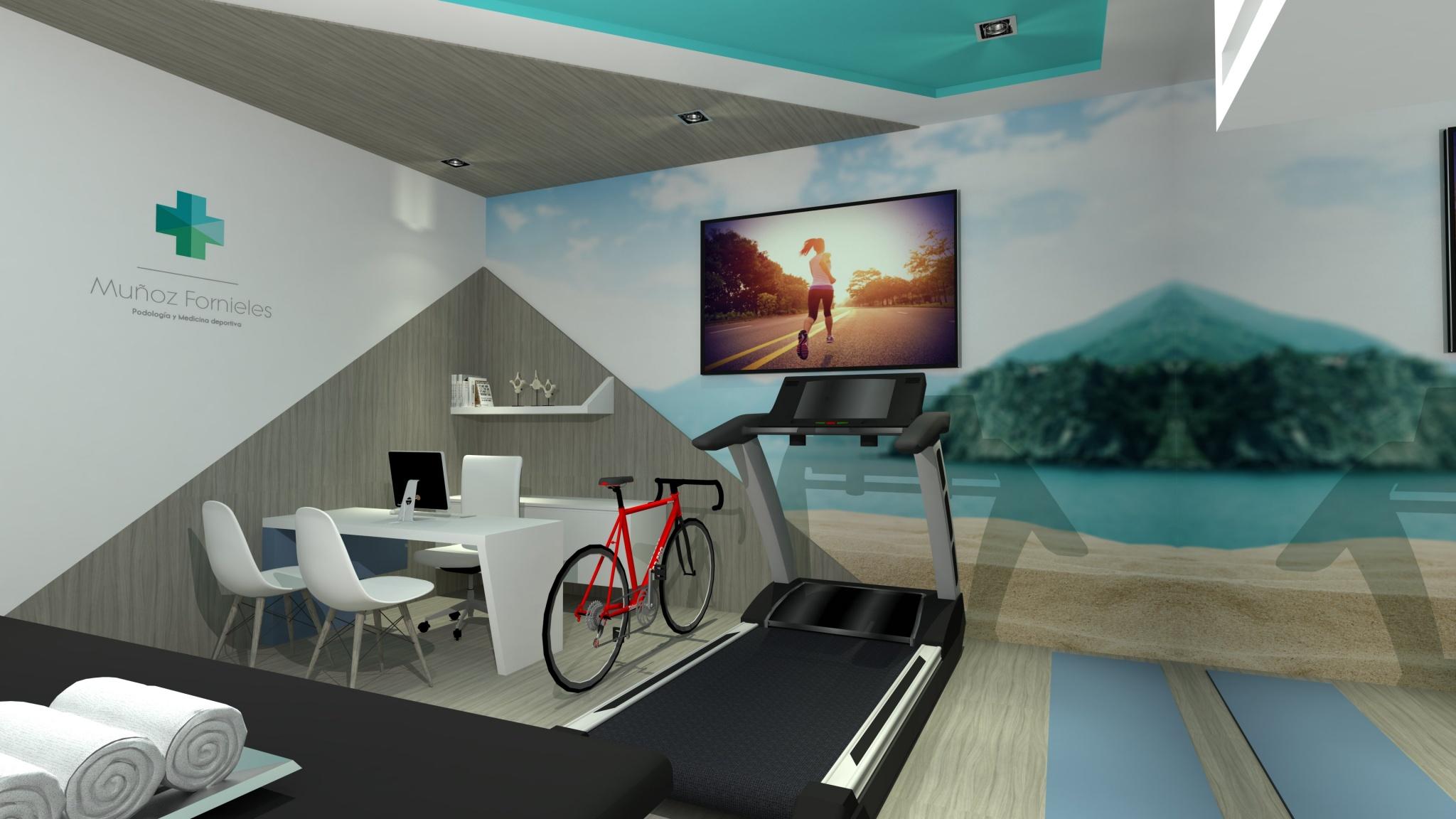 Dise O Cl Nicas Fisioterap A La Mejor Opci N Decosalud Com # Muebles Fisioterapia